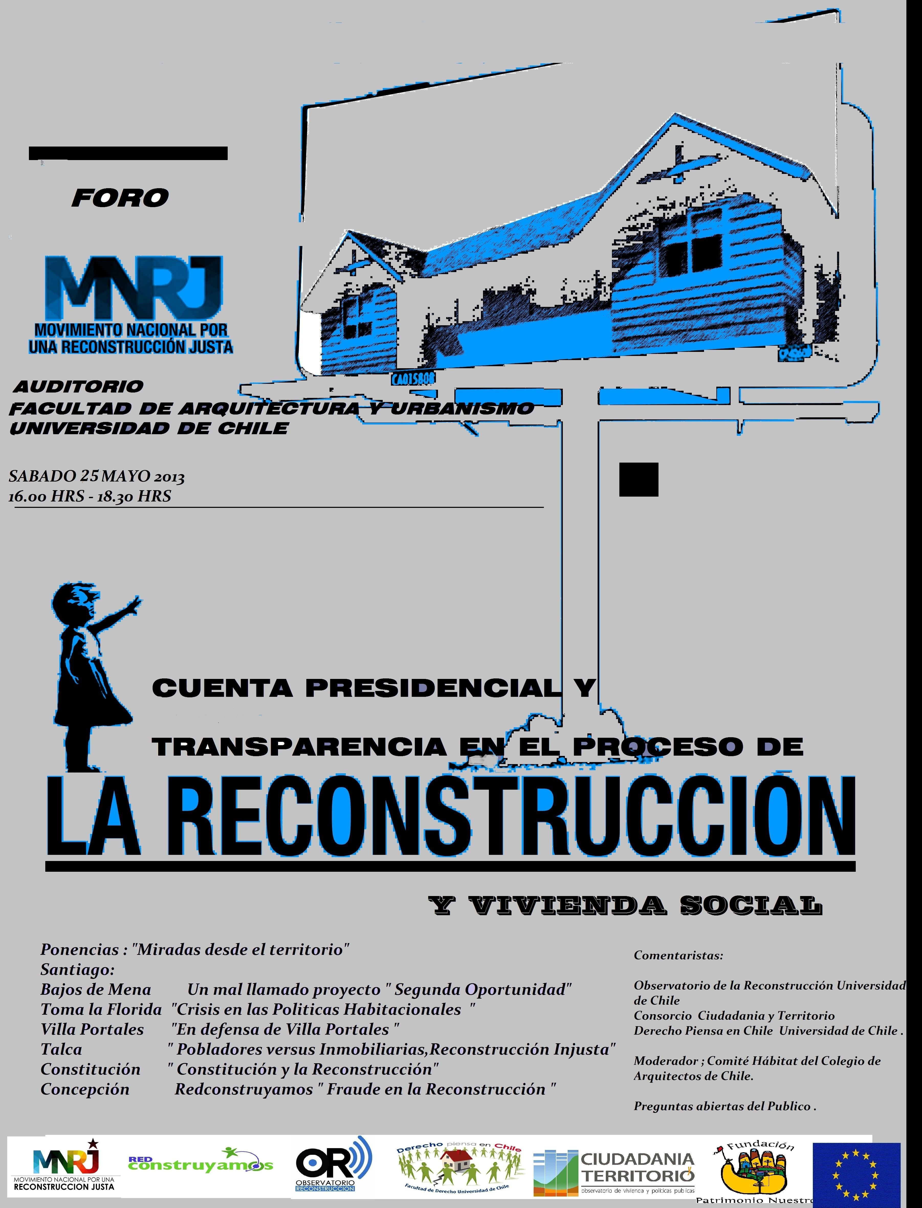 Proceso Mayo 2013 Foro Mnrj 24 Mayo 2013