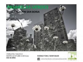 Afiche Pasarelas Verdes