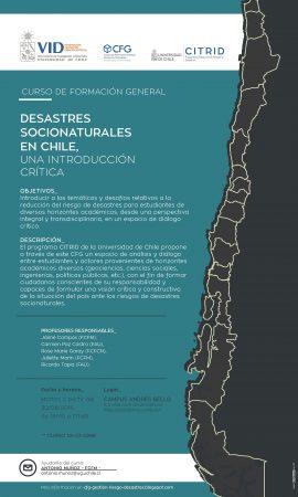 [08-25-2016] CFG Desastres Socionaturales